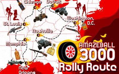 Amazeball Rally – 2018