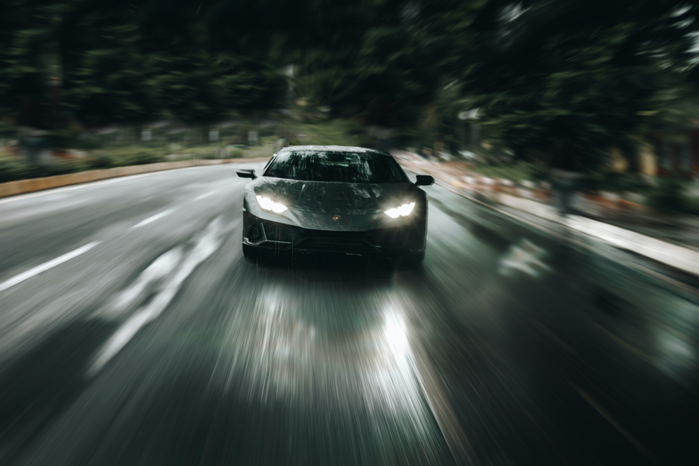 Five Fastest Cars In The World