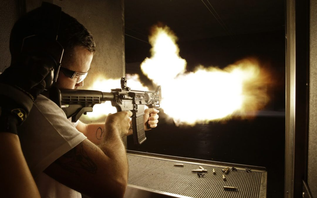 Coolest Shooting Ranges In The US