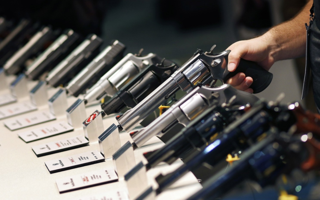 Can Gun Buyback Programs Reduce The Number Of Guns On America's Streets?
