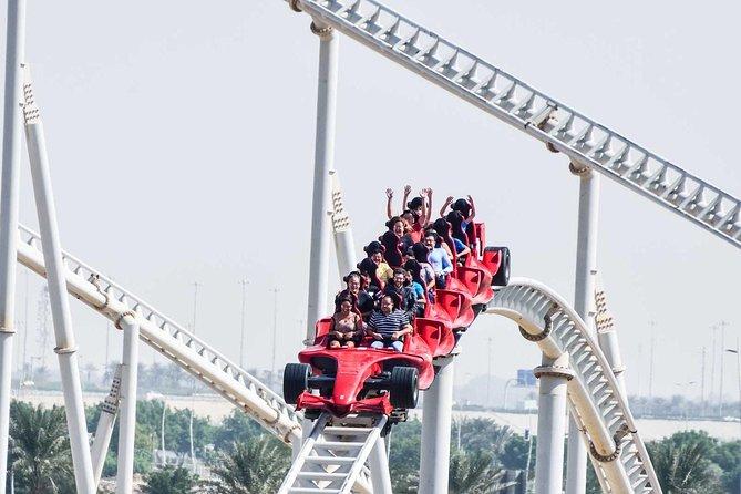 The World's Five Most Insane Theme Park Rides
