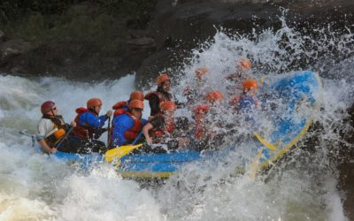 3 of the best whitewater rafting spots in The United States